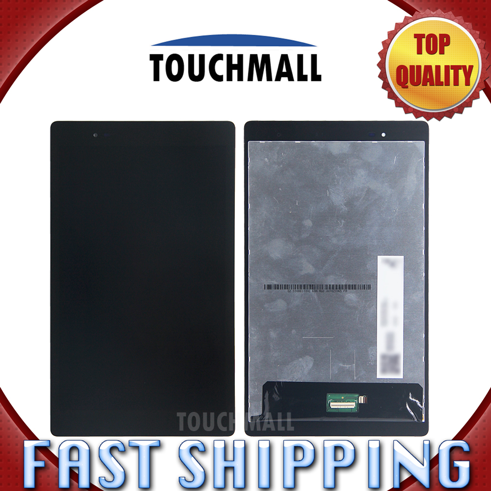 For New LCD Display Touch Screen Digitizer Assembly Replacement Lenovo Tab 3 Plus  8703X 16Gb TB-8703X Black Free Shipping