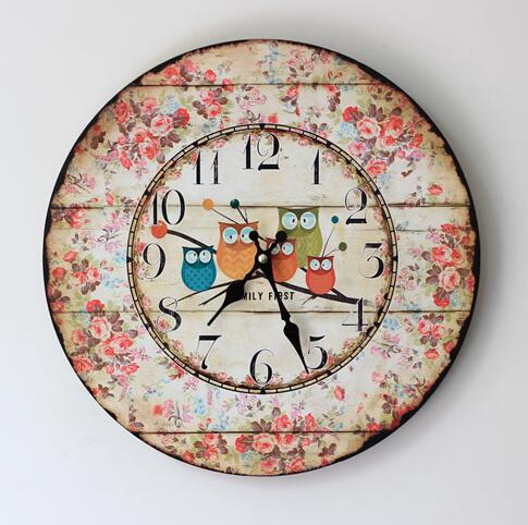 Popular Large Decorative Wall Clocks Buy Cheap Large