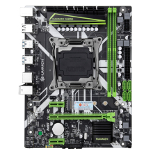 HUANANZHI X99 материнская плата слот LGA2011-3 USB3.0 NVME M.2 SSD Поддержка DDR4 REG ECC памяти и процессор Xeon E5 V3 V4