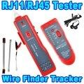 Телефон Телефонной Сети RJ45 RJ11 Кабель Провода Tracker Тестер Телефон Генератор Диагностика Тон Сетевых Инструментов