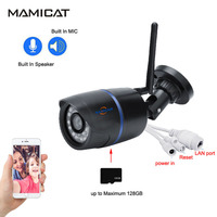 IP Camera wifi 1080P CCTV Security Surveillance Outdoor Waterproof wireless home cam Support Micro sd slot ipcam Cloud Storage