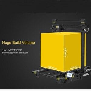 Image 4 - Anycubique 3D imprimante Chiron nouveau 2019 400*400*450MM grande taille dimpression FDM haute précision Gadget Impressora 3d Stampante Kit cadeau