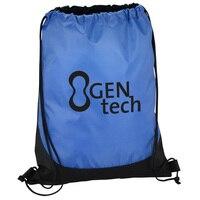 Королевский синий шнурок мешок 210D полиэстер рюкзак мужской складной сумка шоппер Для мужчин Mochila Sacola Plegable настраиваемый 217