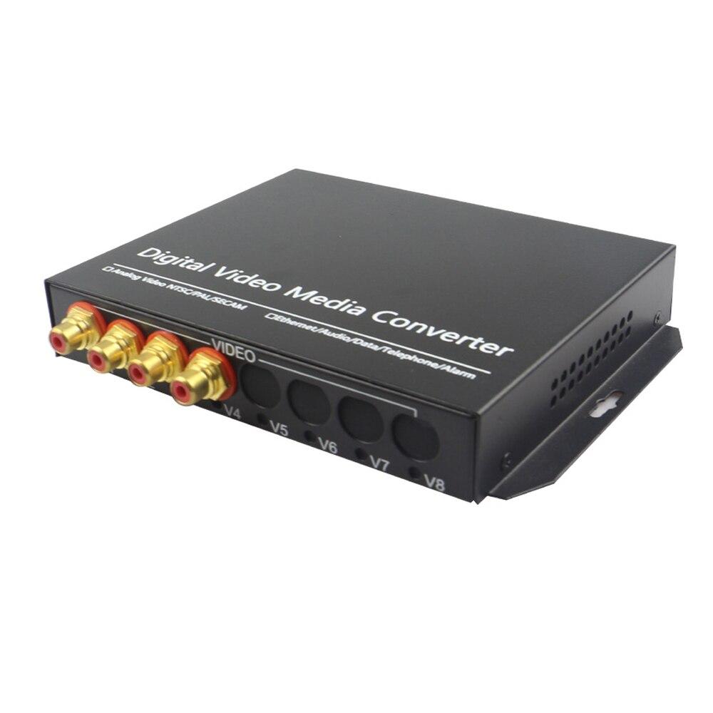 4CH Stereo Hallo Fi Audio fiber optische sender empfänger mit rca ...
