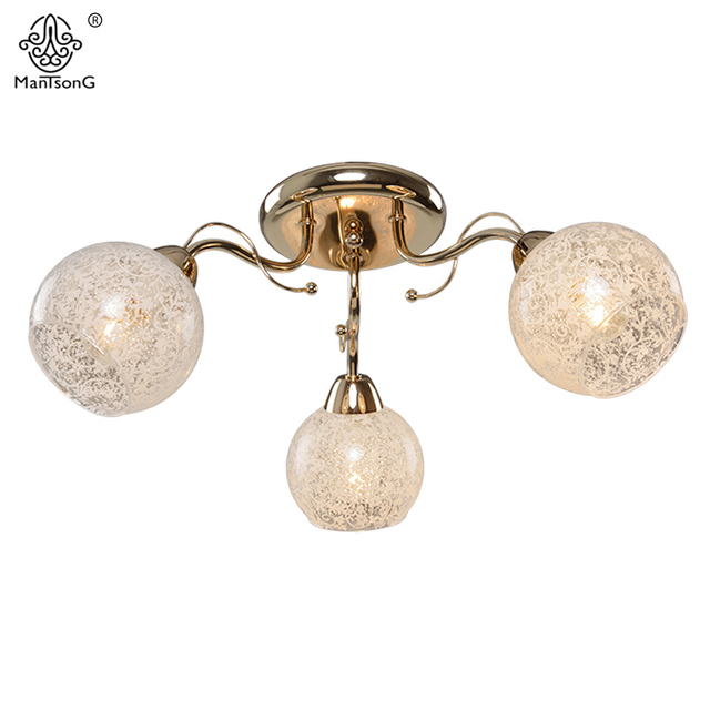 Klassieke Plafondlamp Slaapkamer E14 Lamp Moderne Plafond ...