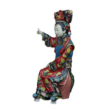 цены Manual Statue Fine Ceramics Ornaments And Crafts High-End Ladies Home Furnishing Classical Figures Glazed Character