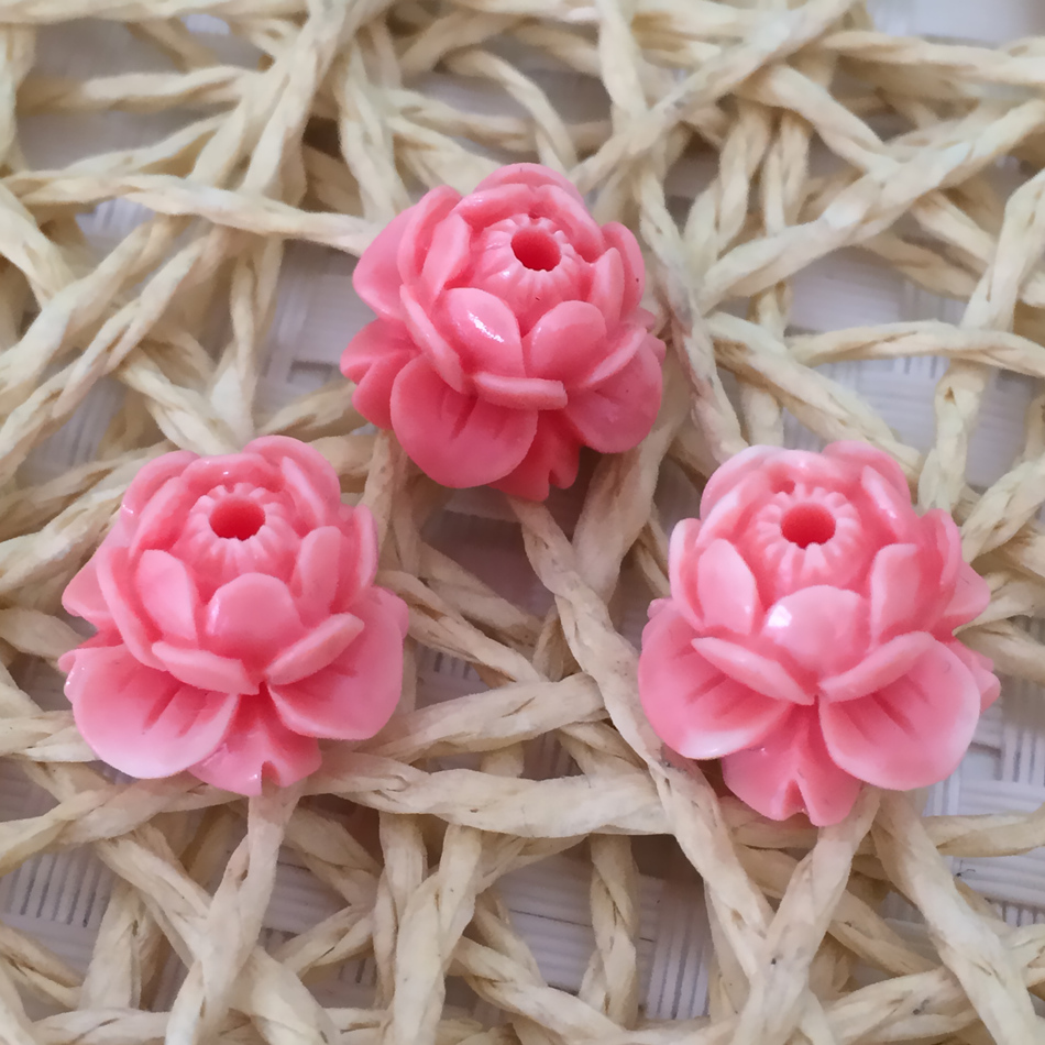 Wholesale Price Lotus Flower Synthetic Pink Coral 914mm Accessorise