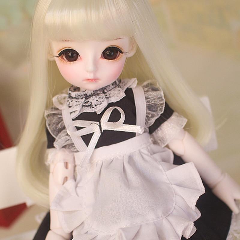 цена New Arrival SuDoll Full Set 1/6 BJD/SD Cute lina Melissa Resin Doll