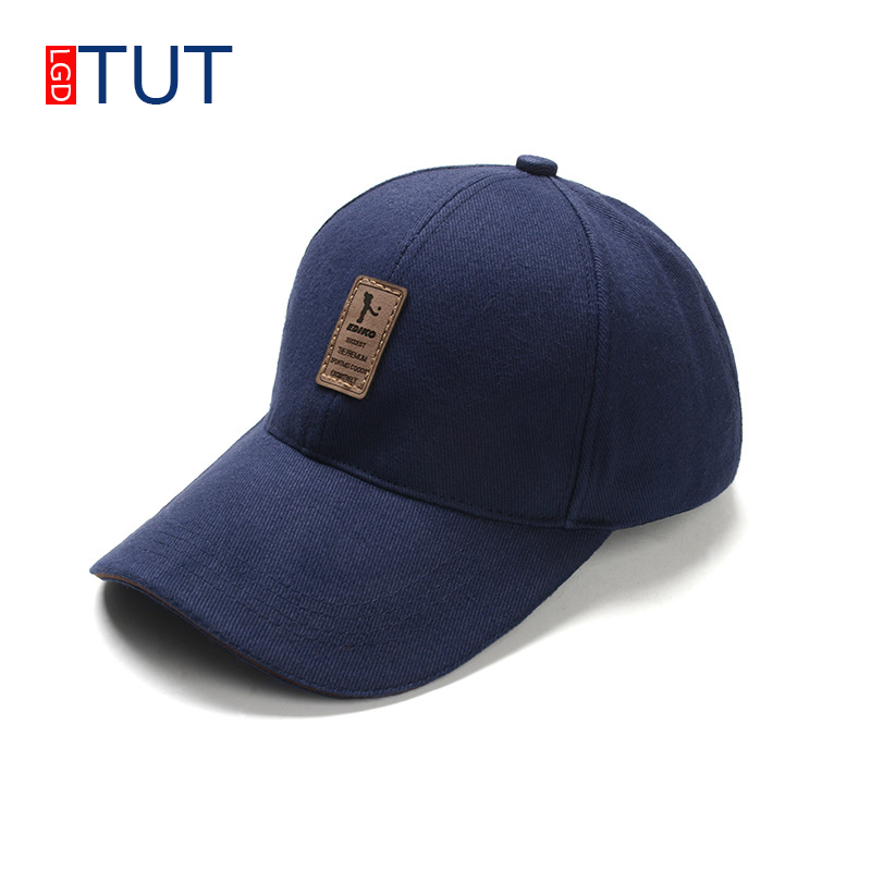 2018 New Outdoor Sports Baseball Cap Fashion Simple Hat Men And Women Spring And Summer Visor Baseball Caps Snapback Hat LGDTUT aetrue winter beanie men knit hat skullies beanies winter hats for men women caps warm baggy gorras bonnet fashion cap hat 2017