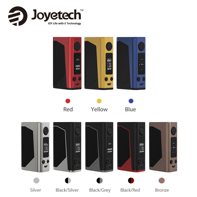 Original 228W Joyetech EVic Primo 2.0 Mod Fit UNIMAX 2 Atomizer Evic Primo 228W TC Box Mod E-cigarette Battery vs Alien Mod