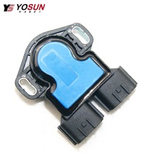 CENWAN Throttle Position Sensor For Infiniti QX4 Nissan Frontier Xterra Pathfinder 3.3L 226204P202 226204P210 226204P21N  brand new front wheel hub and bearing assembly frontier pathfinder xterra 4wd 6 lug w abs 515065