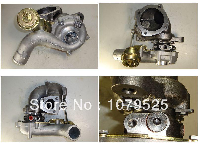 Turbocompresseur K03-053 pour AUDI A4 1.8 T 150HP AVJ 01-02 TURBO