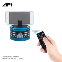 AFI MRA01 Panorama Head Metal Electric camera 360 video tripod head professional for GoPro Action mirrorless