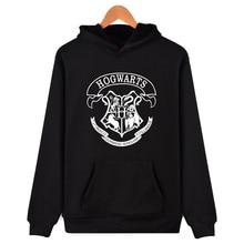 Hogwarts Men Hoodies And Sweatshirt Cool And Fashion Clothes HOGWARTS Streetwear Hogwart Deathly Hallows For Lady Fleece