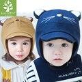 Children Gift Good Quality Funny Fox Crazy Animal Hats Handmade Warm Winter Caps Kid Boys Girls Hats Winter Ear protector Hats