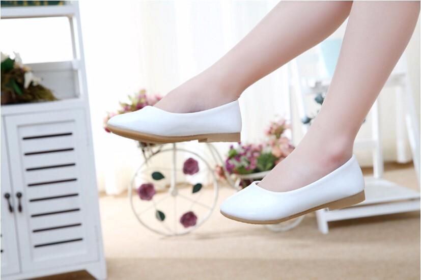 girl leather shoe-24