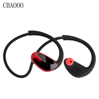 CBAOOO Super Bass Neckband Wireless Bluetooth Earphone Headphones IPX5 Waterproof Sport Bluetooth Headset With Mic For