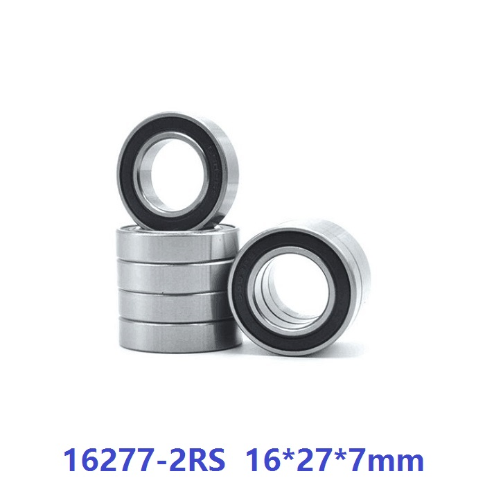 Window Rollers 20pcs/50pcs Abec-5 16277-2rs Mr16277 16277 2rs 16x27x7 Mm Deep Groove Ball Bearing Bicycle Bottom Bracket Bearing 16*27*7 Modern Design Window Hardware