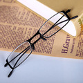 Mulheres e Homens Ultra Acha Que a Luz do Leitor para Os Olhos De Óculos De Metal Óculos de Leitura 1.5