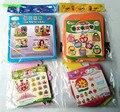 HAPPYXUAN 4 Different Designs Eva Cartoon Crown Pen holder Handmade Educational Toys for Children