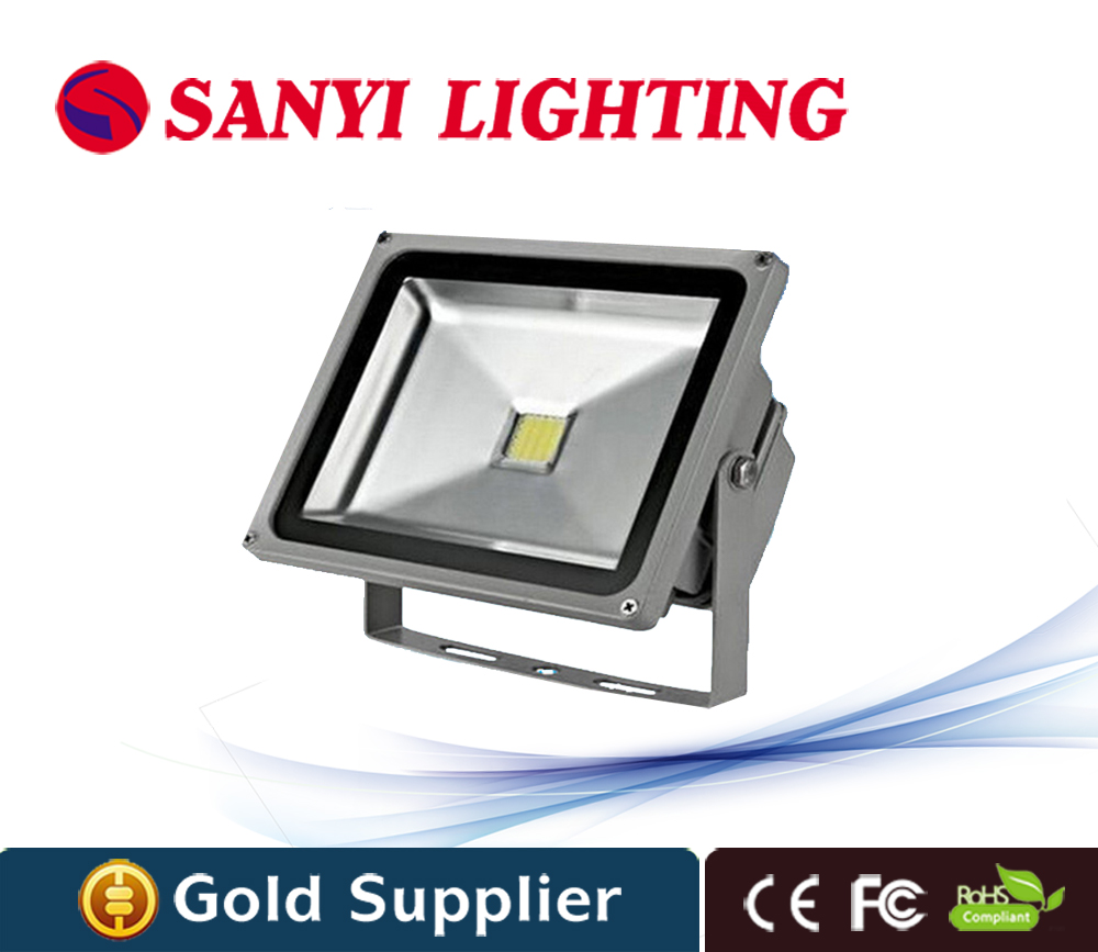 LED FloodLight 50W 30W 20w 10W Reflector Led Flood Light Spotlight 220V 110V Waterproof Outdoor Wall Lamp Garden Projectors