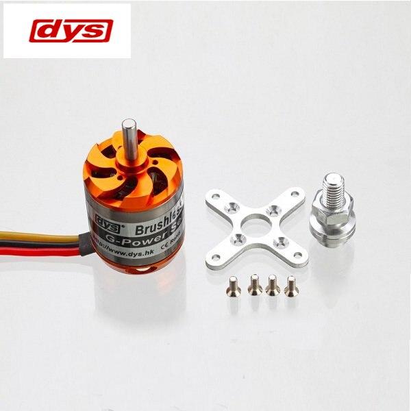 Upgraded DYS D3548 3548 790KV 900KV 1100KV Brushless Motor for RC Models цена