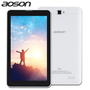 new!Aoson S7+ 7 Inch 3G SIM CARD Phone Call Tablet ...