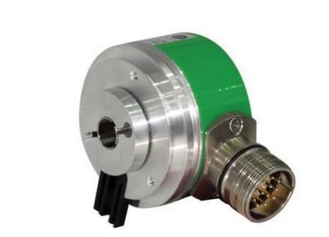 New Original Encoder Standard Shaft Type Single Ring Absolute Encoder EAC58