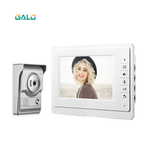 Doorphone 7 inch color screen
