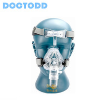 Doctodd NM2 Nasal Mask 2016 BMC Nasal Mask For all Brands CPAP Auto CPAP BiPAP Size S M L Color White Suitable For Oxygenerator