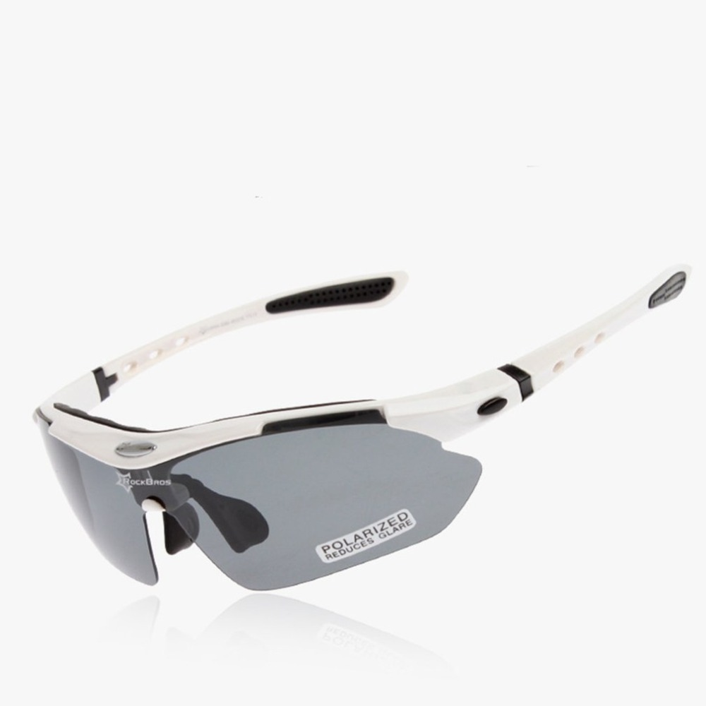 03006e2293 ROCKBROS Unisex polarizado ciclismo gafas de sol deportes al aire ...