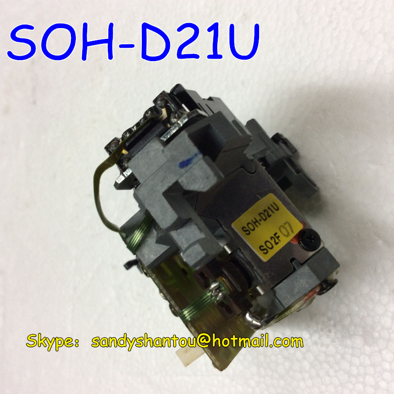 Brand New SOH D21U SOHD21U D21U CMS S21 CMSS21 Radio Player Laser Lens Lasereinheit Optical Pick ups Bloc Optique