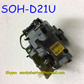 Original New  SOH-D21U / SOHD21U / D21U / CMS-S21 / CMSS21 Optical Pick up  Laser Lens / Laser Head