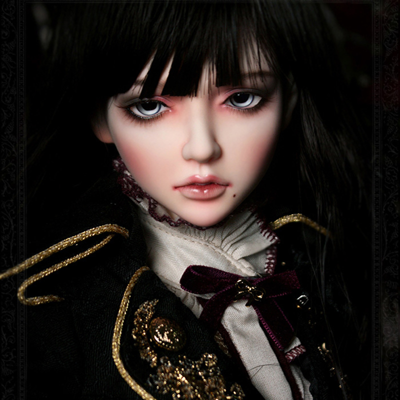 Free Shipping Shuga Fairy Uha <font><b>1/3</b></font> <font><b>BJD</b></font> <font><b>SD</b></font> Doll Yosd Model Baby Girls Boys Eyes High Quality Toys Resin Figures For Christmas image