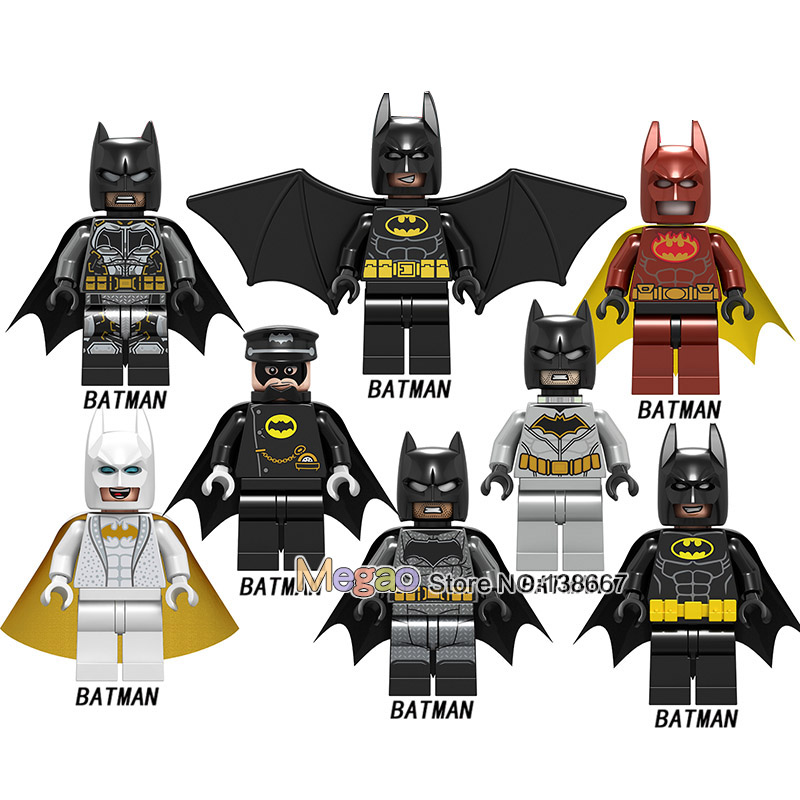 Earnest Single Sale Star Wars Superhero Marvel Avengers Deadpool Building Blocks Action Sets Model Bricks Toys For Children With Traditional Methods Model Building Toys & Hobbies