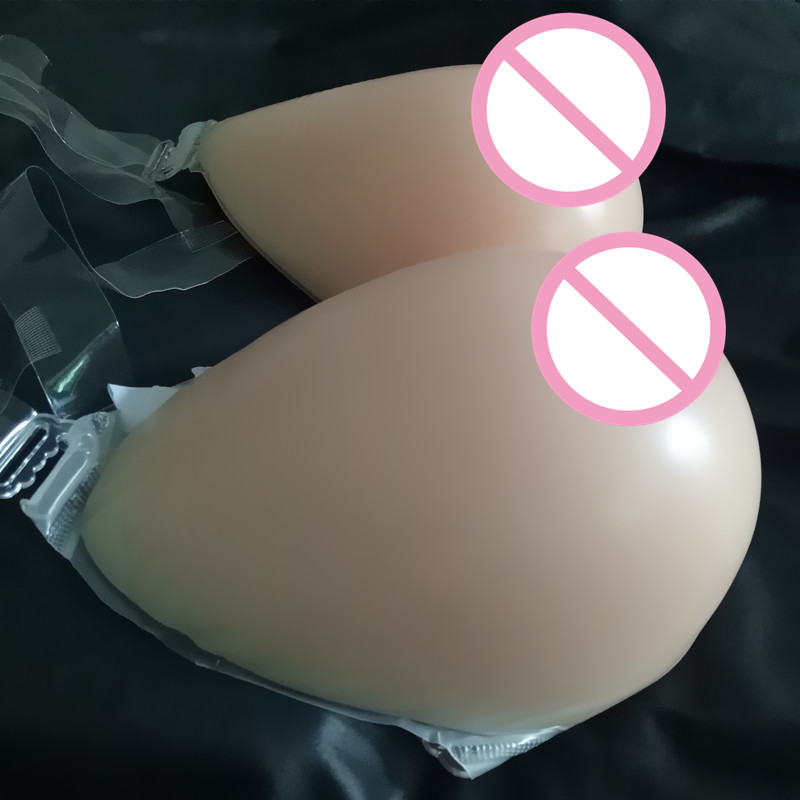 Sz 4100g to 5000g/pair Sexy Silicone Breast Prosthesis Fake False Artificial Boobs Crossdressing Bust Shemale Crossdresser UserSz 4100g to 5000g/pair Sexy Silicone Breast Prosthesis Fake False Artificial Boobs Crossdressing Bust Shemale Crossdresser User