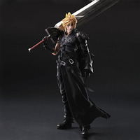 27cm Final Fantasy Cloud Strife Brinquedos Action Figure Model Collection Toys Doll Anime Cartoon Figure Kids Toys