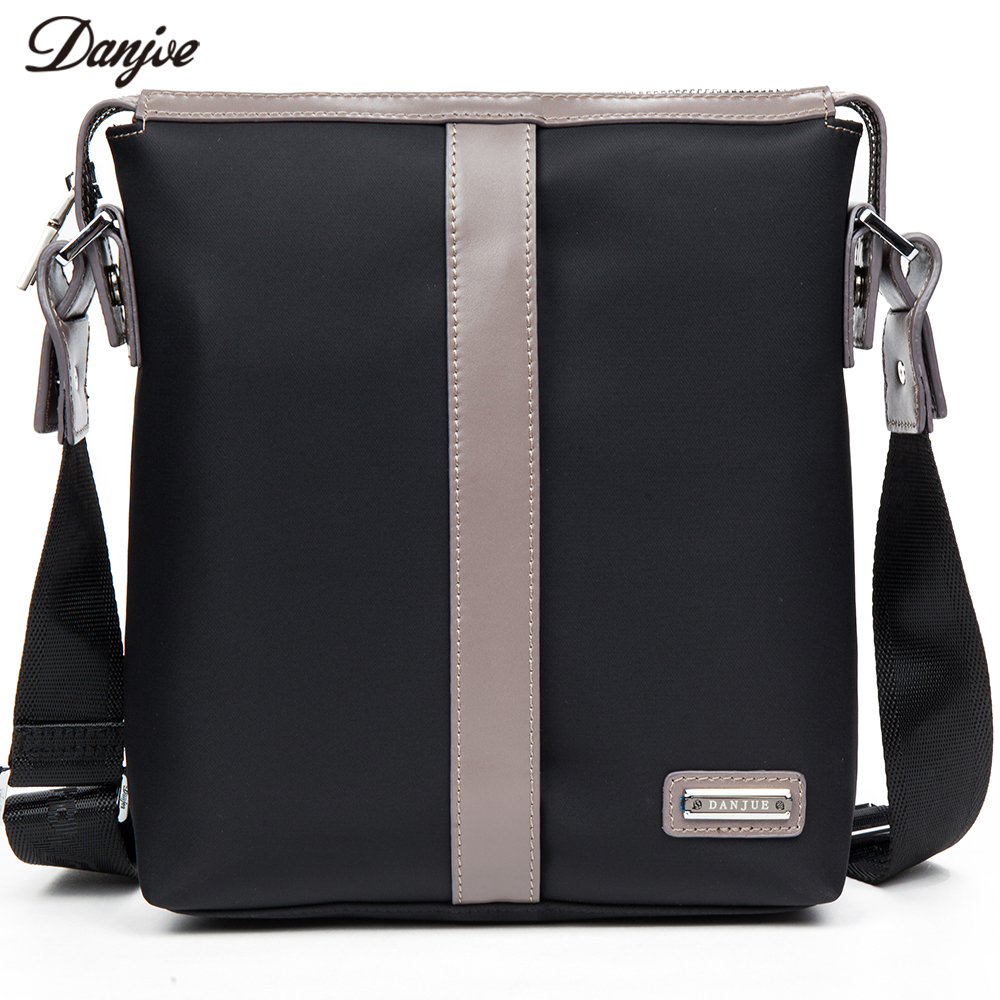 DANJUE Men Shoulder Bag Brand Waterproof Oxford Crossbody Bags Male High Density Small Casual Men Messenger Bag Vertical Men BagDANJUE Men Shoulder Bag Brand Waterproof Oxford Crossbody Bags Male High Density Small Casual Men Messenger Bag Vertical Men Bag