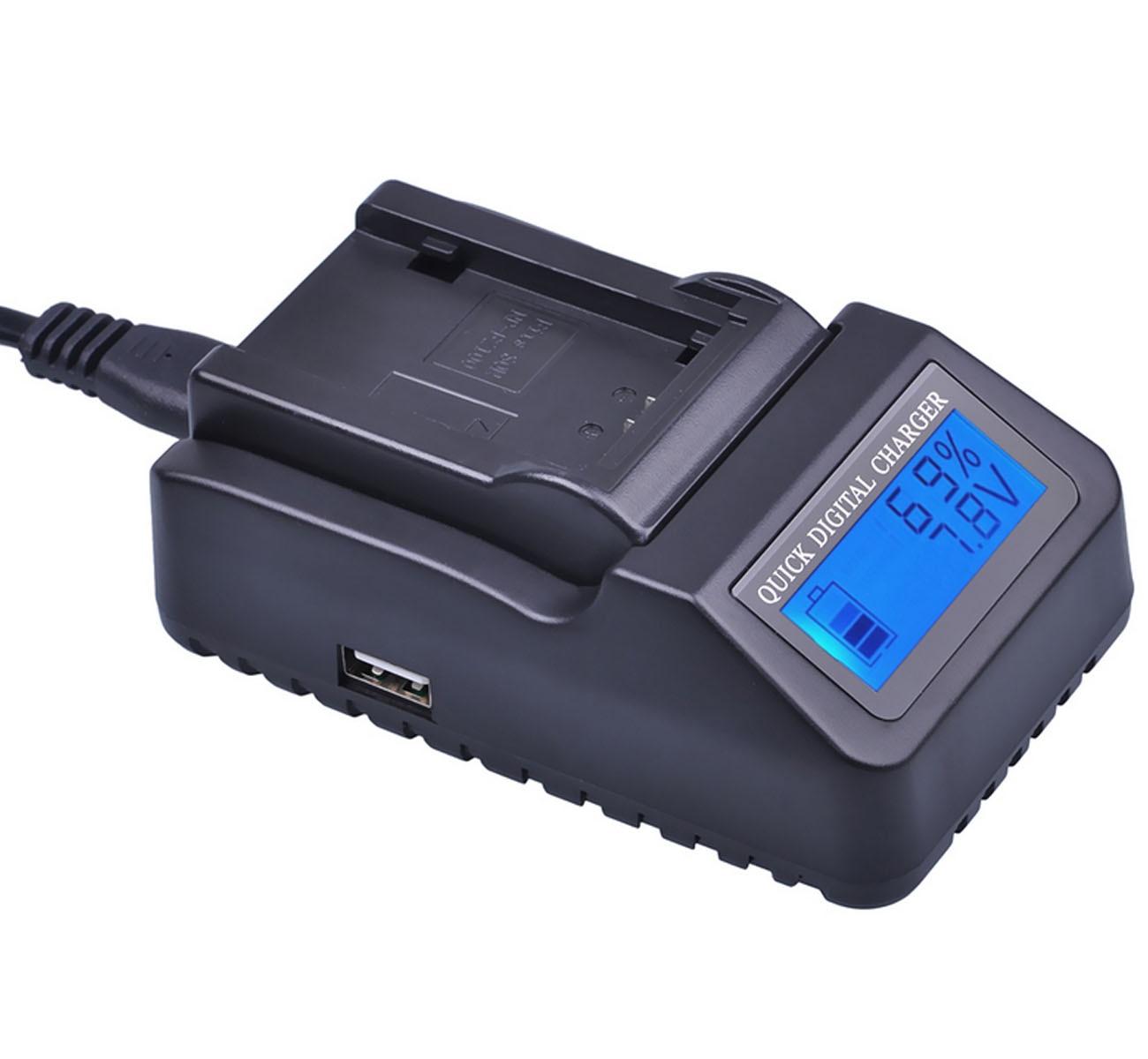 Batería//Cargador para JVC BN-VG107E BN-VG114E BN-VG138E BN-VG108E BN-VG121E