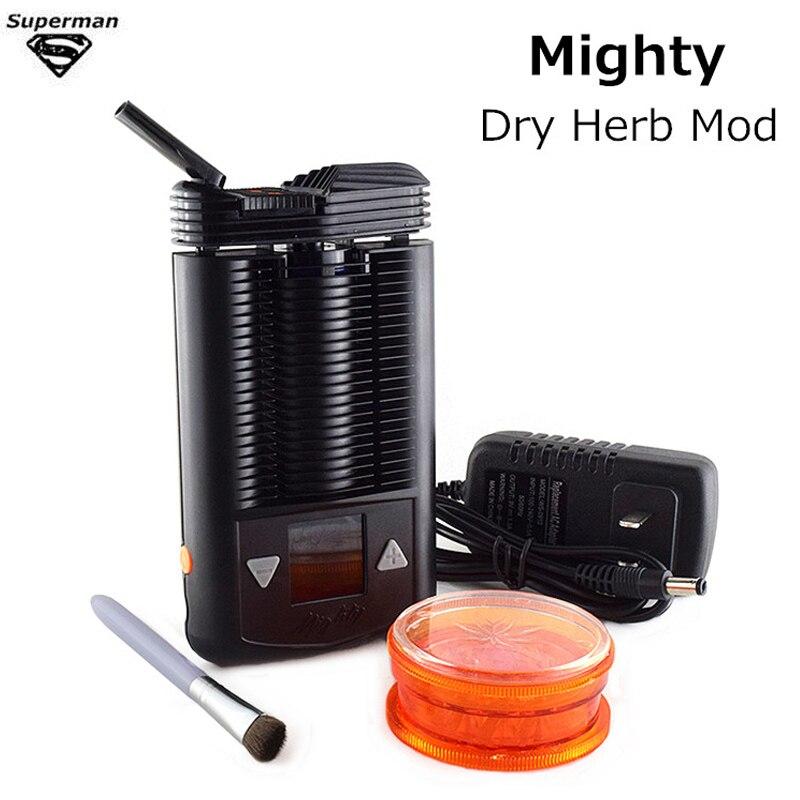 Puissant kit mod Pour vaporisateur d'herbes sèches Grande Performance Batterie Alimenté Température Réglable Vapeur Kits Cigarette Électronique