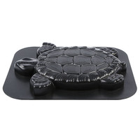 Garden road stepping stone turtle brick mold Creative Path Floor Making Paving Mould Plastic Concrete Path Maker Paving Molds