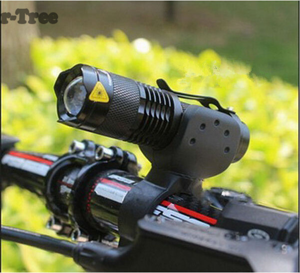 Велосипедов Света 7 Вт 2000 Люмен 3 Режима Велосипед Q5 LED велоспорт Передний Свет Велосипед свет Лампы Факел Водонепроницаемый фонарик УВЕЛИЧИТЬ BL0502