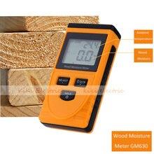 Отзывчивый деревянные измеритель GM630 индукции Humidometer содержание влаги для дерева завод