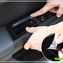 Автомобильный чехол для хранения перчаток с ручкой передней задней двери для ford fusion 2013-/Mondeo- автомобильные аксессуары