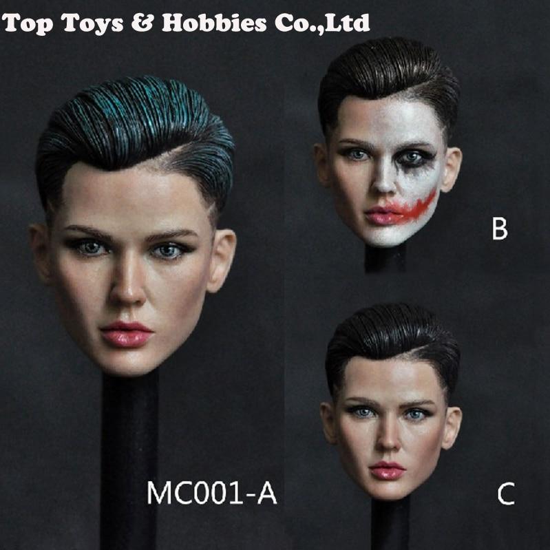 """CORPO TESTA SCOLPIRE 1//6 SCALA 12/"""" Batman Catwoman Figura Ragazza Donna Bambola Abbigliamento"""