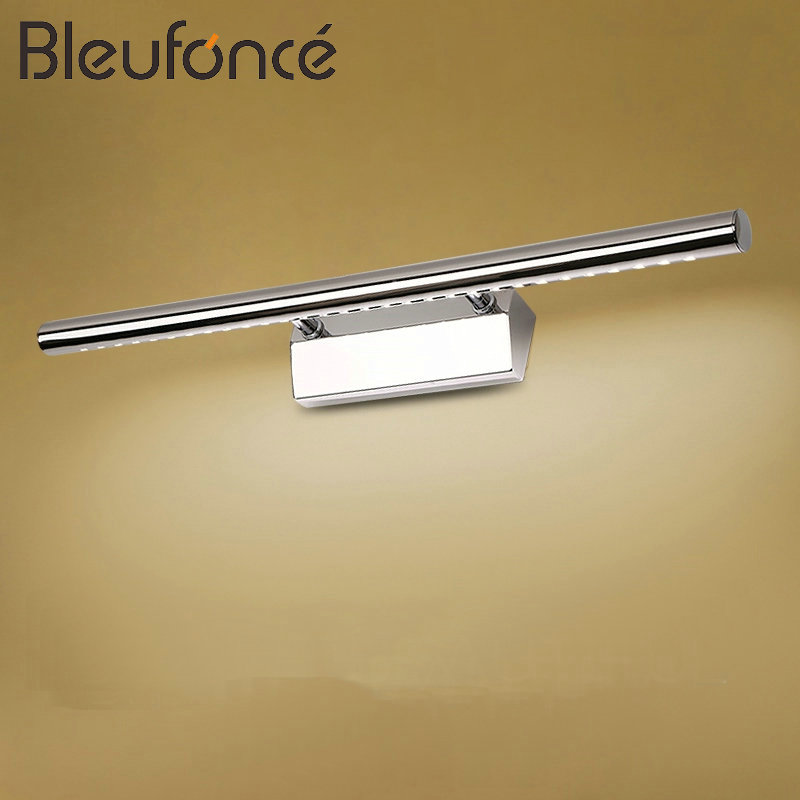 Bathroom Mirror Front Lights LED Wall Lamp Modern Home Decoration ...