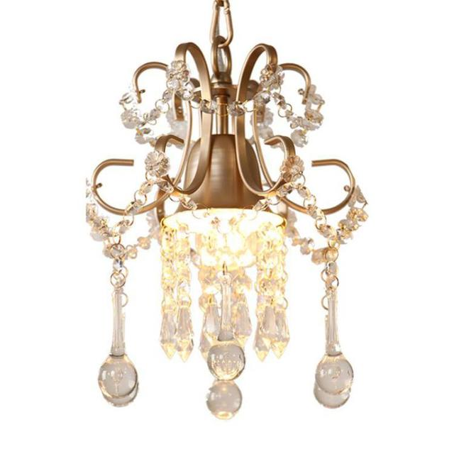 Crystal For Chandeliers Dining Room Antique Style E14 Res Cristal E Pendentes Large