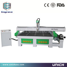 Hot sale 2000*4000mm rotary side wood moulding machine