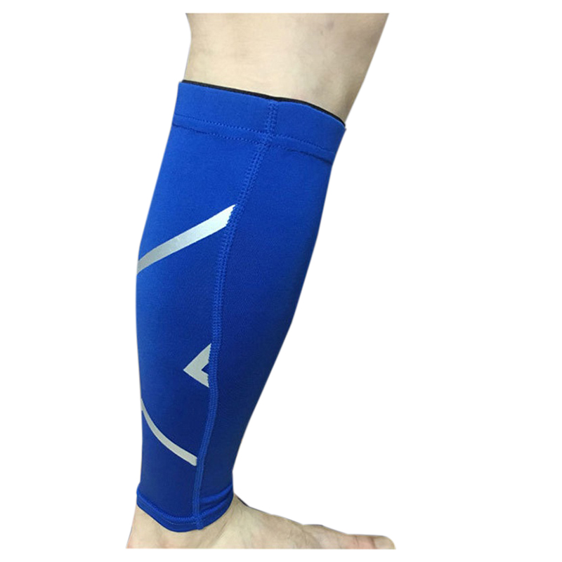 For Sport Outdoor Leg Support Braces Calf Socks Compressions Sleeves Running Basketball Weight Lift Leg Sleeves