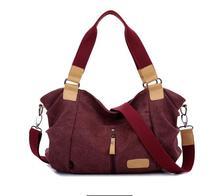 Leinwand Frauen Tasche Casual Messenger Bags Tote Hobo Eimer Designer Marke Vintage Mode frauen Umhängetasche Handtaschen